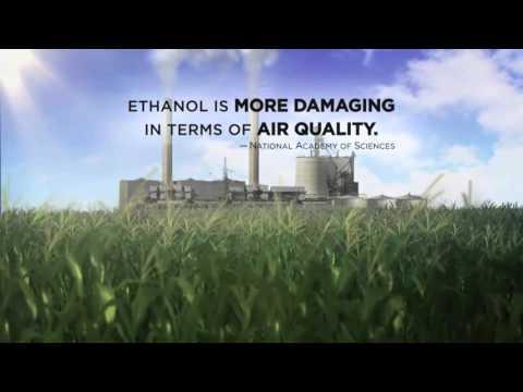 Inconvenient Fact: Science Concludes Ethanol Mandates Harm Environment