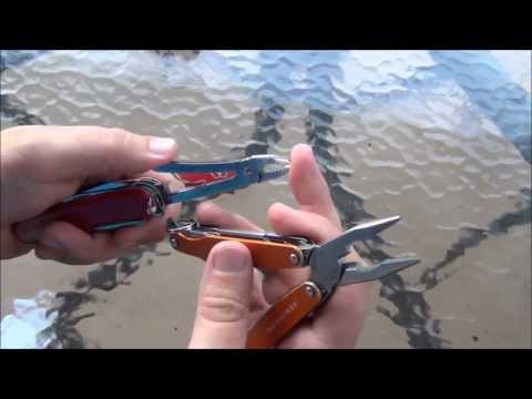 This or That (Episode 3)- Victorinox Tinker vs. Leatherman Juice S2