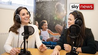 Duchess Kate admits to feeling 'mum guilt' in podcast
