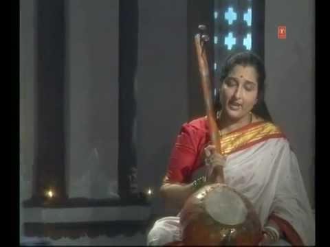 Maayer Paye Joba Hoye By Anuradha Paudwal Shyama Sangeet Bengali...