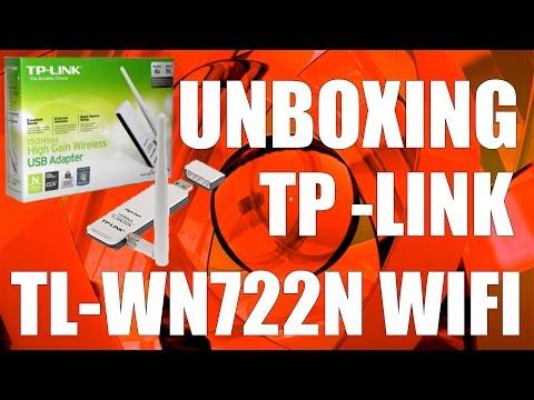 Adaptador USB WIRELESS TP-LINK TL-WN722N - www.logeek.net