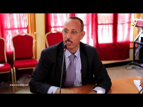 مندوب الصحة بسيدي إفني يعرض وضعية الصحة بمدينة سيدي إفني