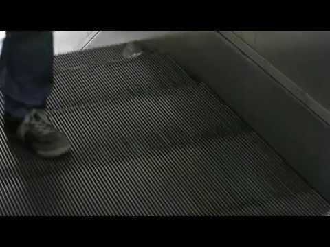 Trash and Escalator