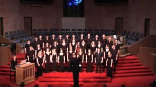 Trinity College Choir North America Tour 2012