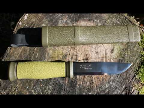 Mora 2000 Outdoors Knife Review