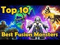Top 10 Best Fusion Monsters in YuGiOh