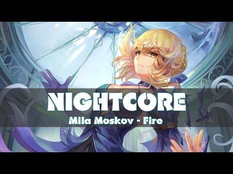 [Nightcore] Mila Moskov - Fire (Junior Eurovision 2019)