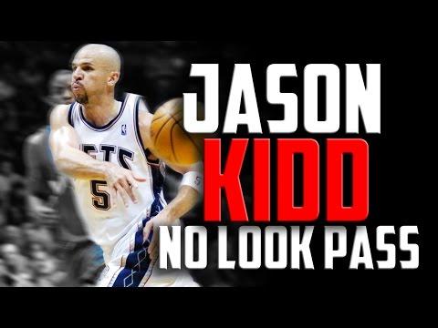 Jason Kidd No Look Pass: Basketball Moves