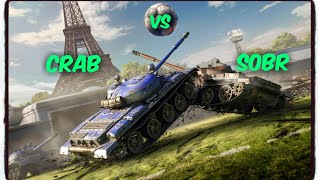 "World of Tanks   Ruski turniej ""CRAB vs SOBR"" Ps4"