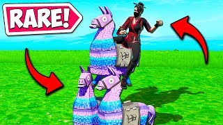 3 LLAMAS IN ONE SPOT!! – Fortnite Funny Fails and WTF Moments! #697