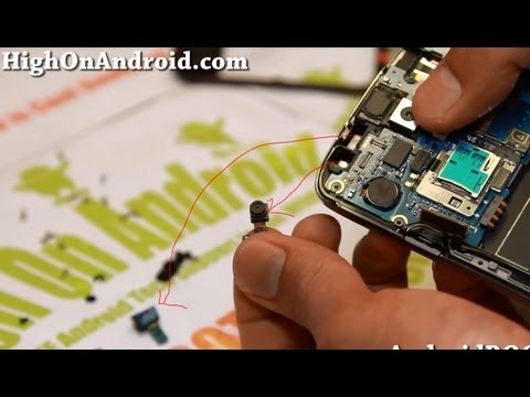 How to Disassemble Galaxy S4 Active!