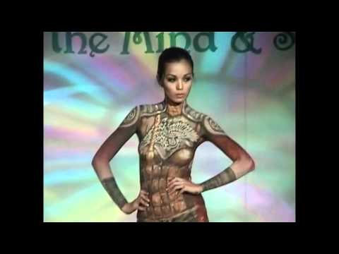 Naked Art Philippines and BodypaintingAsia