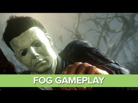 CoD Ghosts Fog Gameplay - Michael Myers Map Preview