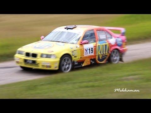 Barbados Rally Club Valvoline Rally 2013  - Racing Action!