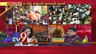 Mimicry Ramesh mimics Sr NTR as spectator of Khairatabad Ganesh immersion