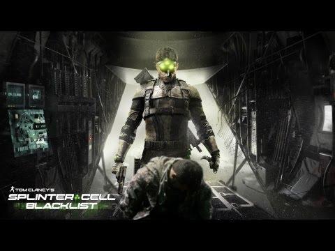 "Splinter Cell Blacklist (2 часть - ""Запутался в заданиях"")"