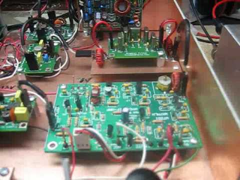 HYCAS IF/AGC Amplifier