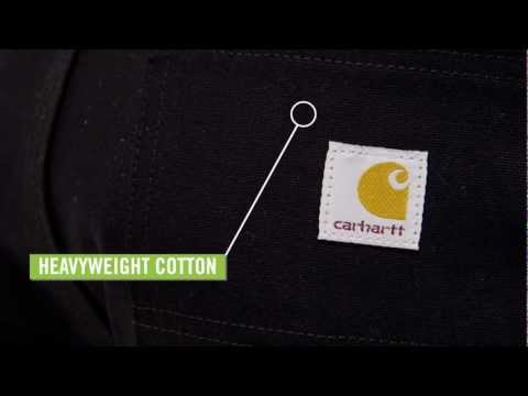 Video: Men's Double Front Work Dungaree