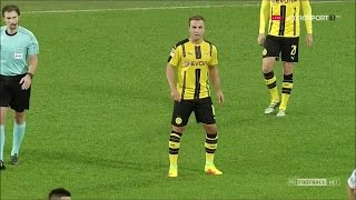 Mario Götze vs Sunderland | Return (05/08/2016) | HD