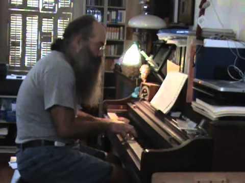 Бах Иоганн Себастьян - BWV 952 - Фуга (до мажор)