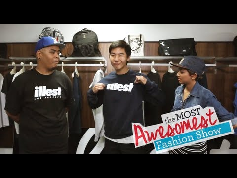The Most Awesomest Fashion Show Ep. 3 - The Illest