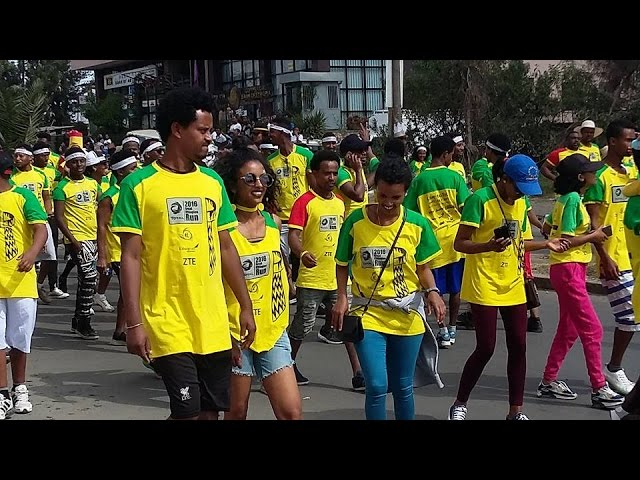 The 16th ethiopian Great Run