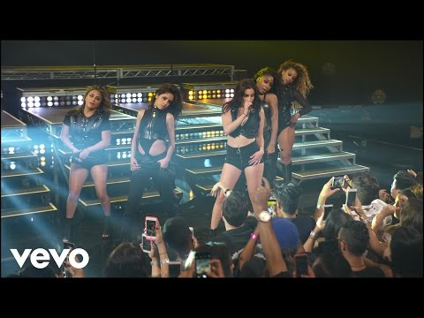 download lagu Fifth Harmony - Work From Home Live On T gratis