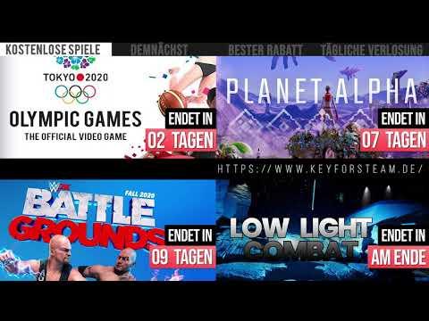 Spiele Deals - Angebote - Kostenlose Games & tägliche Verlosungen - July 24, 2021