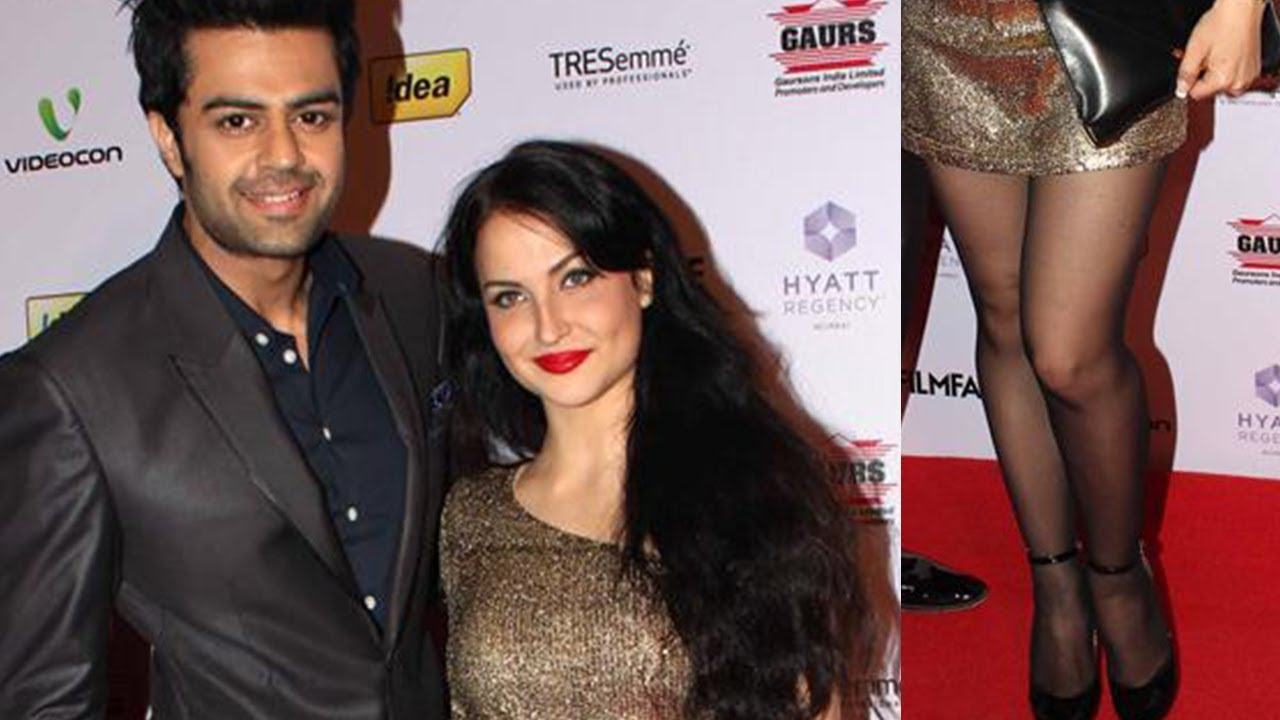 Manish Paul Wife Sanyukta And Daughter Manish Paul With His Wife at