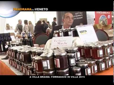 MOGLIANO VENETO (Tv) A Villa Braida la quinta edizione di Formaggi in Villa