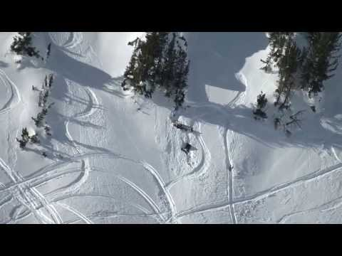 Cooke City Snowmobile Trip Part 6 Skiers Climbing Snowmobiles Crashing