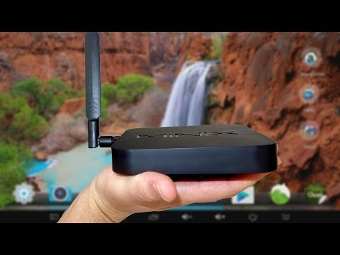Minix X8-H 4K Android Media Player Full Review