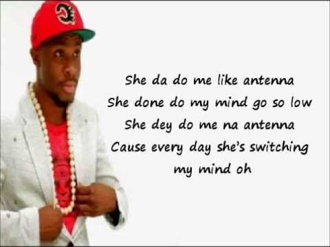 Fuse Odg - Antenna ( Lyrics ) video
