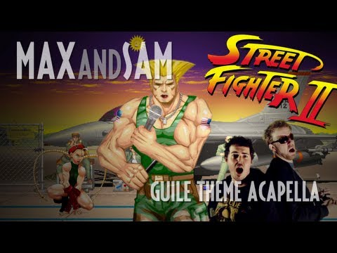 GEEKAPELLA #4 - Guile Theme Acapella (Street Fighter II)