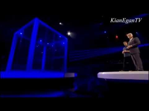Kian Egan - The Cube Celebrity Special ( Feb.22, 2014 ) klip izle