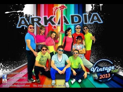 Grupo Arkadia - Mondim da Beira - Tour 2013 - 26 Agosto