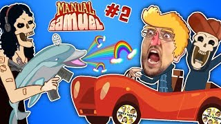 WALK LIKE SHAWN GAME Part 2! 🎵 Manual Samuel the Doofy Zombie Learning to Drive Musical FGTEEV Fun