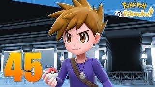 FOLAGOR vs AZUL en Pokémon Lets GO