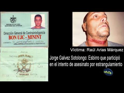 Disidente cubano víctima de intento de asesinato por estrangulamiento
