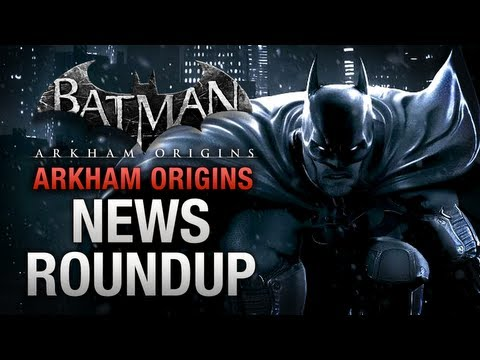 Batman: Arkham Origins - News Roundup