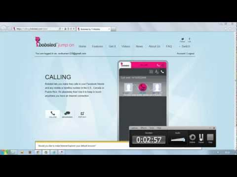 free calls from pc to mobile worldwide