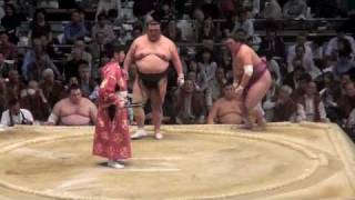 Sumo Wrestling - Highlights