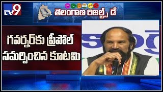 Uttam points out mistakes in polled votes counting