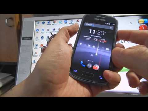 Review Rom CM11.0 KitKat 4.4.2 - Galaxy S3 Mini I8190/L (EspañolMX)