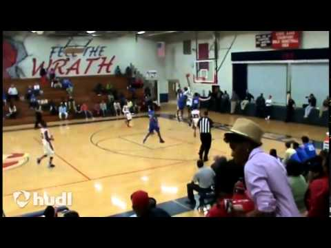 Malik Williams (#23) - Chester Senior High School - Freshmen Basketball Highlights (13-14)