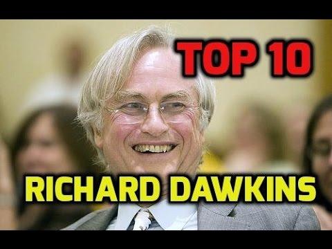 Top 10 Funny Richard Dawkins Moments - Best Of Richard Dawkins HUMILIATING Theists!