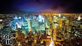 Top 10 Best Cities In The World