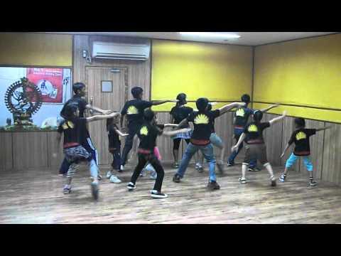 No.1 Dance Academy Creative Hobby Zone De Ghumake Practice video