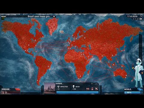 NANO CRAP! Plague Inc Evolved with Panda!