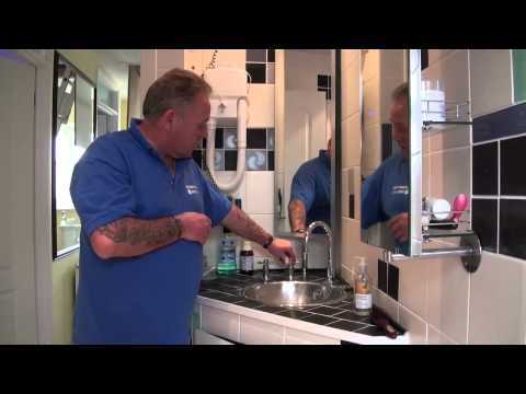 Water and Plumbing Tutorial Part 6 - Upstairs Bathroom Water Supply